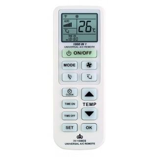 Τηλεκοντρόλ κλιματιστικού με μεγάλα κουμπιά DM-108E-S